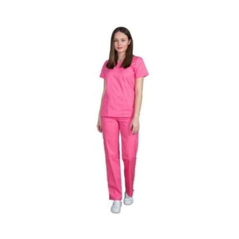 Ιατρική Στολή Γυναικεία – Ροζ