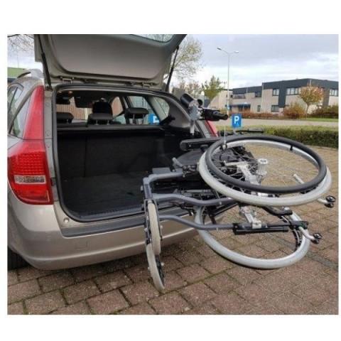 Γερανός αναπηρικού αμαξιδίου Janus (25kg ή 42kg ανύψωση)