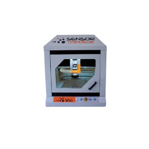 CNC VULCAN Μηχανή κατασκευής ορθοπεδικών πάτων  (χρόνος κατασκευής 12 min)