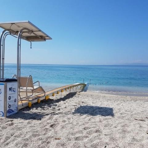 SEATRAC Σύστημα Ράμπας για Πρόσβαση στη Θάλασσα