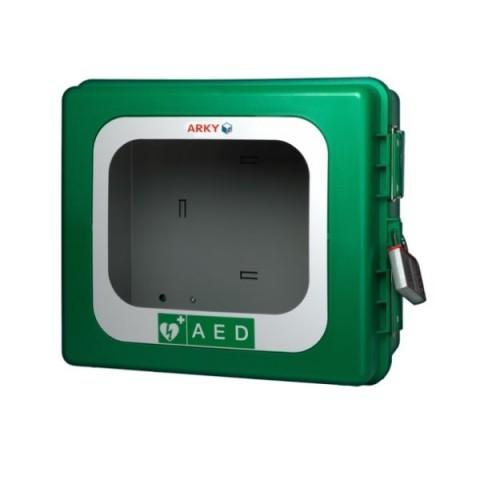 Πράσινο κουτί απινιδωτή ARKY εξωτερικού χώρου με συναγερμό