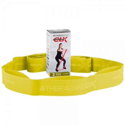 Λάστιχα Γυμναστικής Thera-Band CLX με 11 Ελαστικούς δακτυλίους