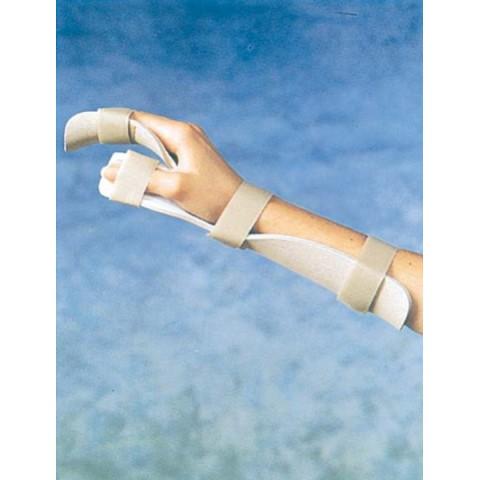 Πλαστικός νάρθηκας ανάπαυσης άκρας χειρός