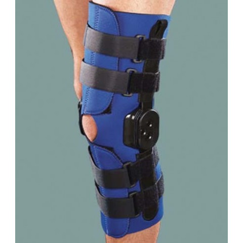Νάρθηκας γόνατος neoprene με πολυκρεντρική ρύθμιση Activum long