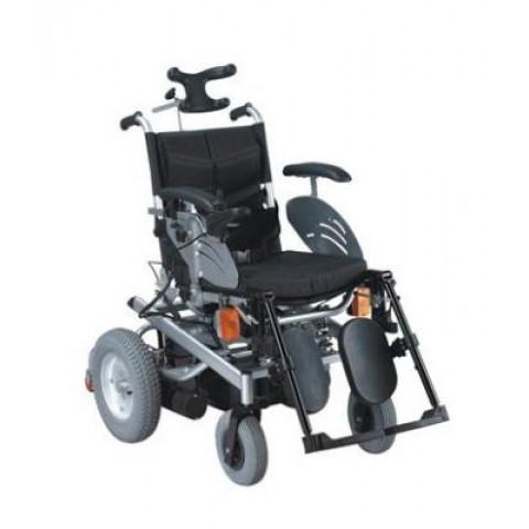 Αναπηρικό αμαξίδιο ηλεκτροκίνητο με προσκέφαλο στήριξης