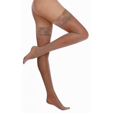 Κάλτσα ριζομηρίου με σιλικόνη 70 Den