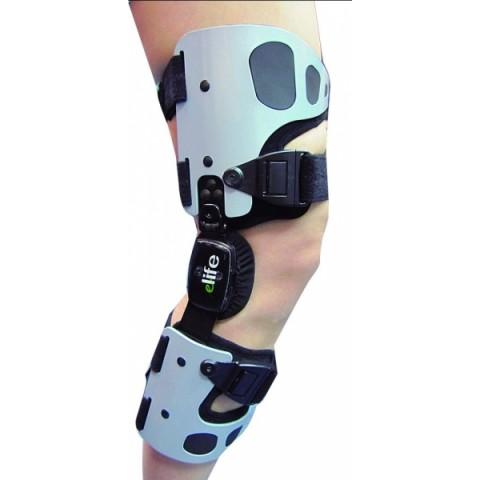 Μεταλλικός μηροκνημικός νάρθηκας οστεοαρθρίτδας γόνατος