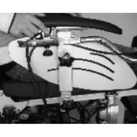 Πλαϊνός βραχίονας ηλεκτρικού αμαξιδίου