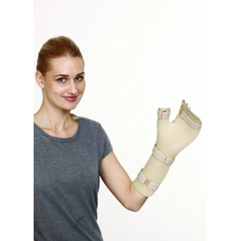 Πλαστικός νευρολογικός νάρθηκας άκρας χειρός HAND RESTING