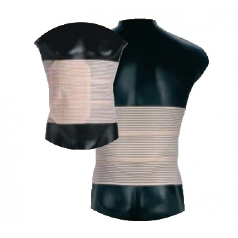 Ζώνη μέσης μετεγχειρητική αεριζόμενη με φάσες και Velcro