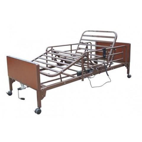 Κρεβάτι ημι-ηλεκτρικό πολύσπαστο