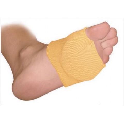 Herbi Feet Επιδεσμικό μεταταρσίου με μαξιλάρι σιλικόνης