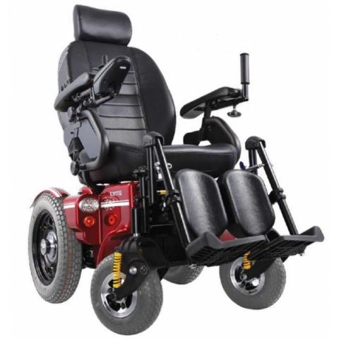 Ηλεκτροκίνητο Αναπηρικό αμαξίδιο SABER Karma