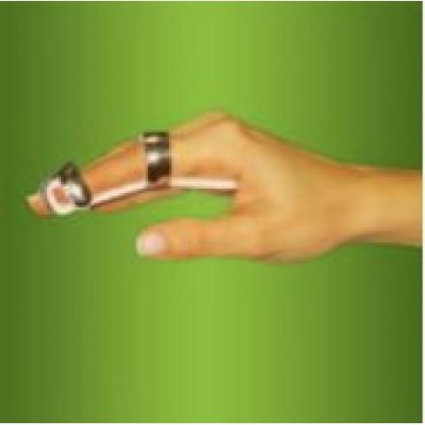 Νάρθηκας αλουμινίου δακτύλου