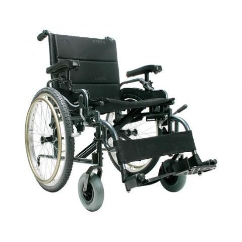 Αναπηρικό αμαξίδιο ελαφρού τύπου για υπέρβαρους LIGHT XL Karma
