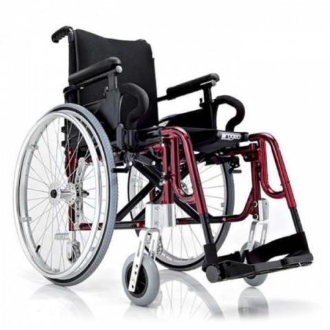 Αναπηρικό αμαξίδιο ελαφρού τύπου BASIC LIGHT PLUS Progeo