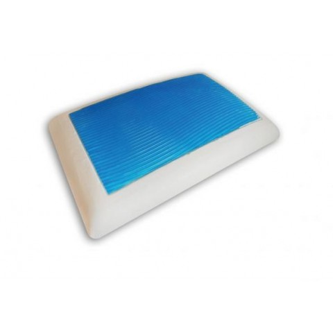 Μαξιλάρι ύπνου κλασσικού σχήματος με Gel