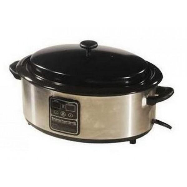 Επαγγελματικός φούρνος-θερμάστρα πετρών μασάζ 6 λίτρων