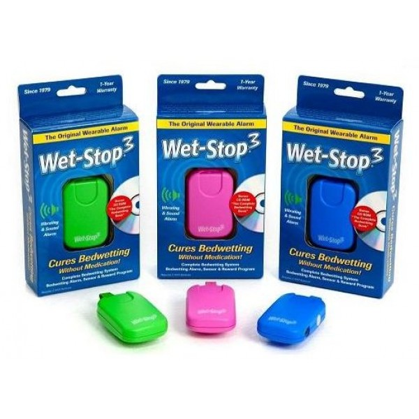 Wet Stop 3 Ενσύρματο σύστημα βραδυνής ενούρησης