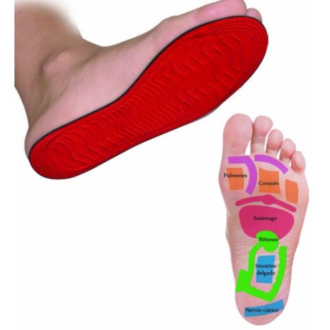 Herbi Feet πέλμα Ρεφλεξολογίας HF 6064