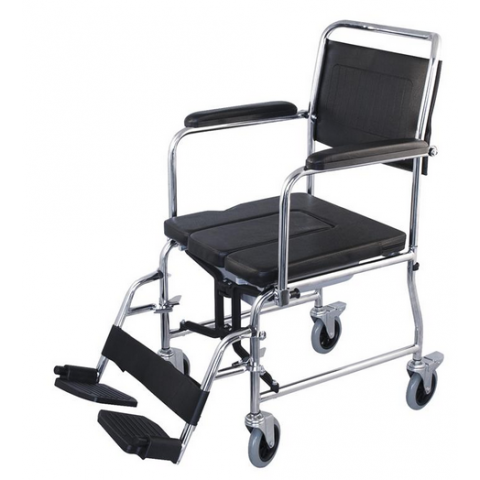 Πτυσσόμενο αναπηρικό αμαξίδιο με συρταρωτό τμήμα καθίσματος