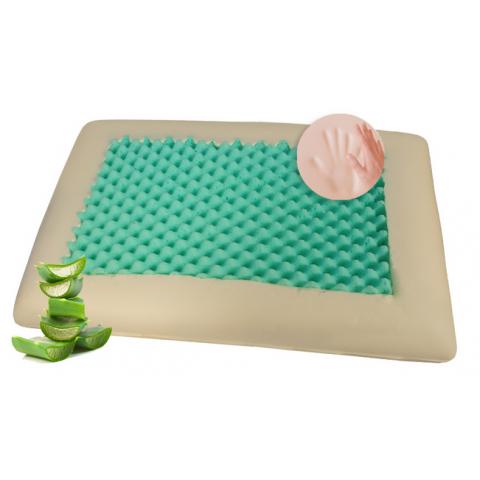 Ανατομικό μαξιλάρι ύπνου κλασικό Aloe Vera
