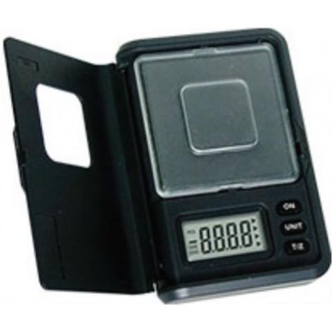 Ψηφιακή ζυγαριά τσέπης με οθόνη LCD