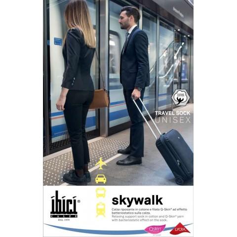 Ibici Κάλτσα κάτω γόνατος Skywalk Unisex 16/20mmHg
