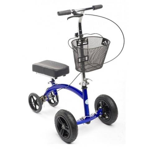Τροχήλατη πτυσσόμενη στήριξη γονάτου για βάδιση Hybrid