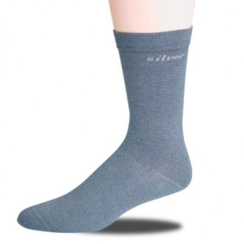 Διαβητική κάλτσα Ihle - βαμβακερή με ασήμι - αντιβακτηριδιακή