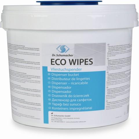 Δοχείο για ανταλακτικά μαντηλάκια απολύμανσης Eco wipes (dry)