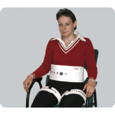 Ζώνη καρέκλας με ιμάντες μηρών