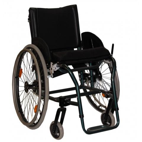 Αναπηρικό αμαξίδιο ελαφριού τύπου με Camper