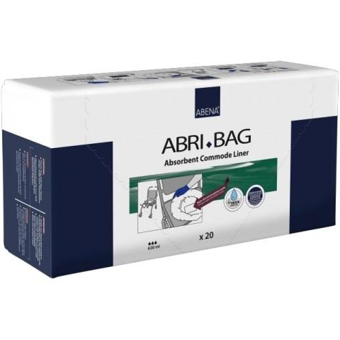 Σακούλα Abri-Bag για καρέκλα τουαλέτας