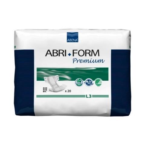 Πάνες νύχτας Abena Abri Form L3 8 σταγόνων Απορροφητικότητα 3400ml 20τμχ