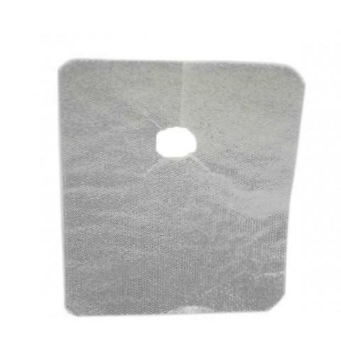 Metitrade Γάζες τραχειοστομίας αλουμινίου 10cm x 10cm 50Τμχ
