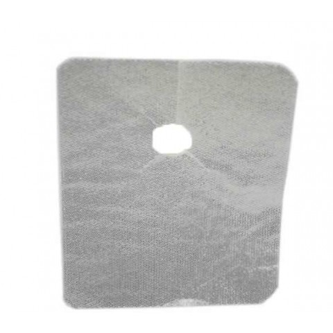 Metalline Γάζες τραχειοστομίας αλουμινίου 9cm x 8cm 50Τμχ