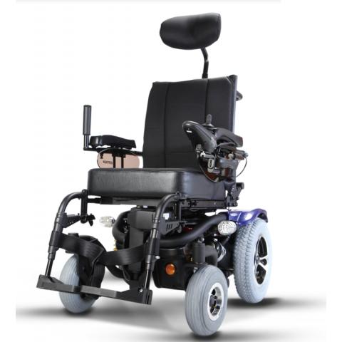 Ηλεκτροκίνητο Αναπηρικό αμαξίδιο LEON Karma