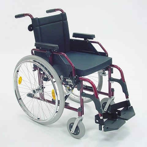 Αναπηρικό αμαξίδιο χειροκίνητο PRIMO NOVUM