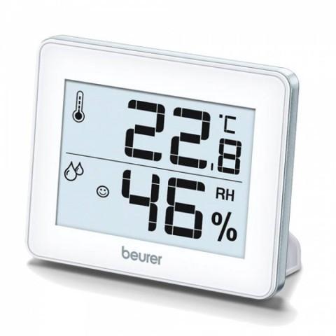 Beurer HM 16 Θερμόμετρο - Υγρόμετρο