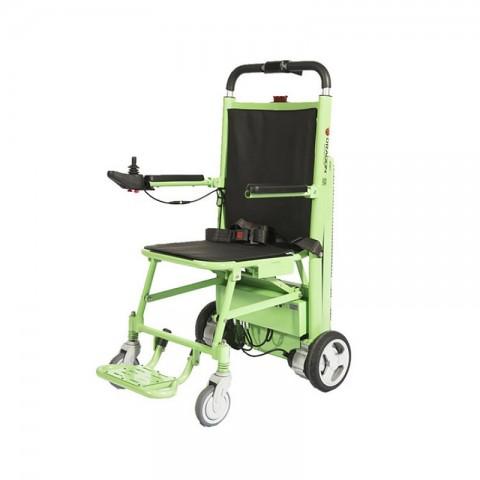 Ηλεκτρική καρέκλα μετακίνησης και ανάβασης - κατάβασης σκαλοπατιών