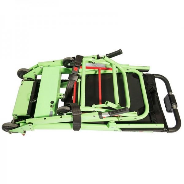 Ηλεκτρική καρέκλα ανάβασης και κατάβασης σκαλοπατιών έως 169 kg