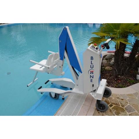 Φορητός γερανός πισίνας BluOne
