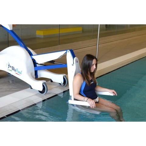 Φορητός γερανός πισίνας BluPool