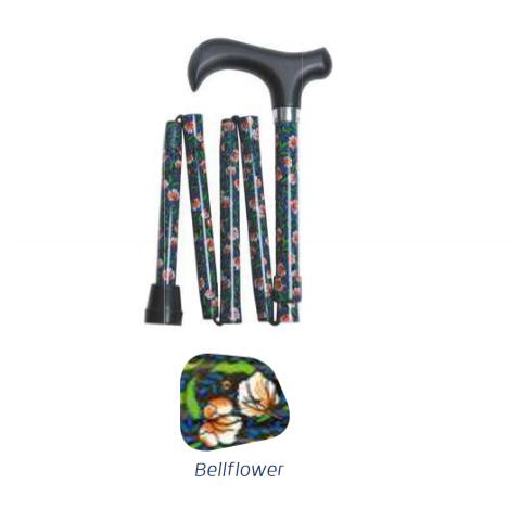 Πολύχρωμο σπαστό μπαστούνι Bellflower