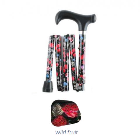 Πολύχρωμο σπαστό μπαστούνι Wild fruit