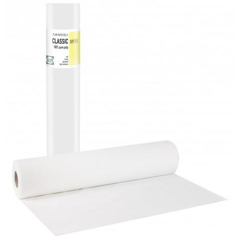 Εξεταστικό χάρτινο δίφυλλο ρολό (12 τεμάχια)