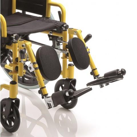 Ανακλινόμενα υποπόδια για παιδικό αμαξίδιο