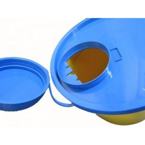 Δοχείο απόρριψης βελονών 2.5 lt & 5.4lt