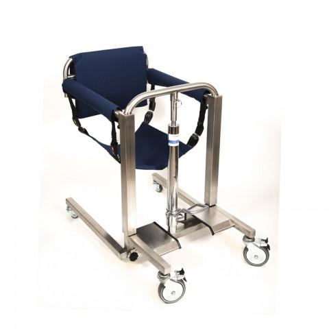 Kαρέκλα μεταφοράς με υδραυλική ανύψωση EasyGO